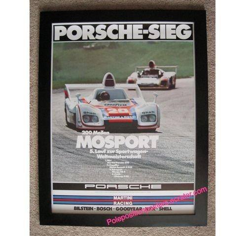 Porsche-Sieg 200 Meilen Mosport (Martini Racing)