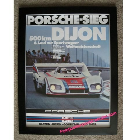Porsche-Sieg 500 km Dijon   (Martini Racing)