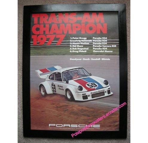 Trans-Am Champion 1977