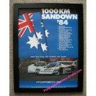 1000 KM Sanddown '84