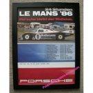 24 Studen Le Mans '86