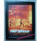 MacGillivray Freeman's Top Speed (?1993) (This poster was given to me by a Porsche dealership)