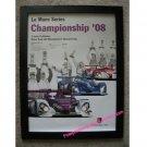 Le Mans Series Championship 2008