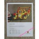 Along Came a Spyder (Porsche RS Spyder) 2006