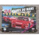 24 Heures Du Mans 18-19 Juin 1994