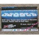 24 Heures Du Mans 12 et 13 Juin 1999