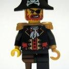 New Lego® Captain Blackbeard Minifigure