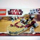 Lego Instructions for Set 8092 Luke's Landspeeder