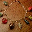 Handmade Glass Fantasy Bracelet