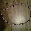 Handmade Pink Necklace
