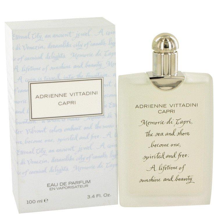 Adrienne Vittadini Capri Perfume 3.4 oz