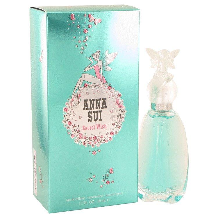 Anna Sui Secret Wish Perfume 1.7 oz