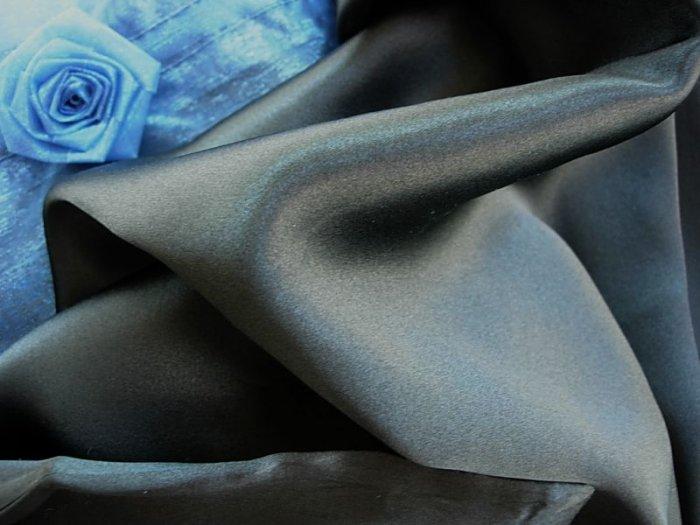 100% Silk pillowcase King pillow case Black color for Hair and Facial Beauty