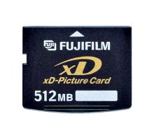 Fuji 512 mb XD Memory Card M 512mb Xtreme Digital 512XD