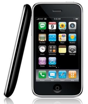 NEW iPhone 3G 8GB BLACK OFFICIALLY UNLOCKED by Apple