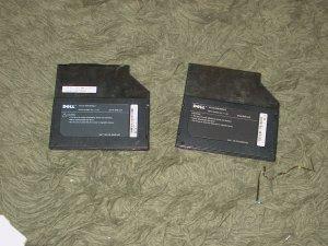 2 Dell DVD Drives