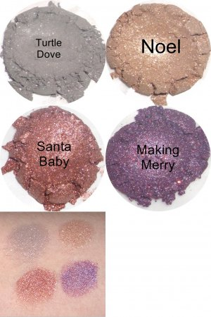 Turtle Dove � (petit) Christmas 2010 � Darling Girl Cosmetics