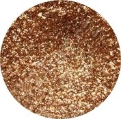 Bronzed � Pixie Sprinkles Deluxe � Natural Cosmetic Glitter -- Darling Girl Cosmetics
