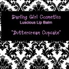Buttercream Cupcake ♥ Luscious Lip Balm ♥ Darling Girl Cosmetics