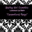 Caramelized Mango ♥ Luscious Lip Balm ♥ Darling Girl Cosmetics