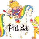 Rainbow Brite (petit set) ♥ Darling Girl Cosmetics Eye Shadow