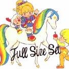 Rainbow Brite (full size set) ♥ Darling Girl Cosmetics Eye Shadow