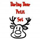 Darling Deer Christmas (petit set) ♥ Darling Girl Cosmetics