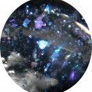 Iridescent Blue Flakie - Frankening ♥ Darling Girl Cosmetics Eye Shadow