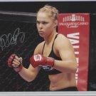 UFC: Ronda Rousey Autographed 8x10 Photograph