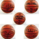Cleveland Cavaliers 2014-15 Team Autographed Basketball - Clearance