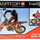 Justin Brayton Supercross Autographed 11x17 Photograph