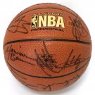 Golden State Warriors 2014-15 Team Autographed Basketball
