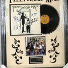 Fleetwood Mac Band Autographed Album Cover (Custom Framed)