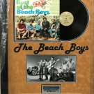 Best of Beach Boys Vol 2 Band Autographed Album Cover (Custom Framed)