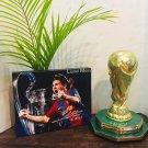 Lionel Messi Autograph Reprint 11x14 Canvas Print Wall Art