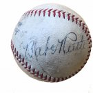 Score Authentics Collectibles Babe Ruth Authentic Autographed Baseball 1935-1939