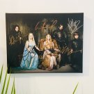 Game of Thrones Cast Facsimile Autograph 11x14 Canvas Print Wall Art