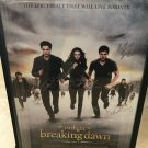 The Twilight Saga: Breaking Dawn Part 2 Autographed Theatrical Poster (Custom Framed)