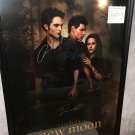 The Twilight Saga: New Moon Cast Autographed Theatrical Poster (Custom Framed)
