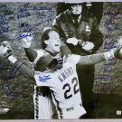 Rare 1986 New York Mets Team Signed 16x20 Photo w/ 31 Signatures