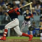 Mookie Betts Boston Red Sox Autographed 8x10 Photograph