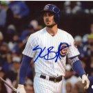 Kris Bryant Chicago Cubs Autographed 8x10 Photograph