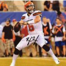 Baker Mayfield Cleveland Browns Autographed 8x10 Photograph