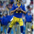 Jared Goff Los Angeles Rams Autographed 8x10 Photograph