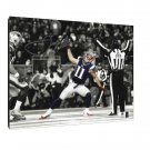 Julian Edelman New England Patriots Facsimile 11x14 Canvas Wall Art