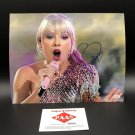 Taylor Swift Autographed 8x10 Photograph w/ free frame