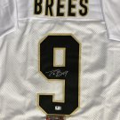 Drew Brees Autographed New Orleans Saints Custom Jersey