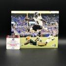 Lamar Jackson Baltimore Ravens Autographed 8x10 Photograph