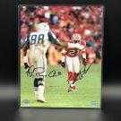 Michael Irvin & Deion Sanders Autographed 8x10 Photograph