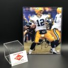 Aaron Rodgers Green Bay Packers Autographed 8x10 Photograph